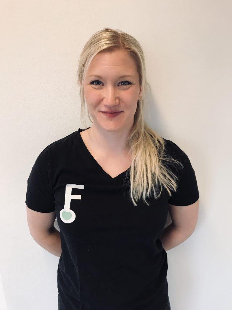 Sari-Anne Kylliäinen Fysioterapeutti/Äitiysfysioterapeutti / Fysioavain / tampere