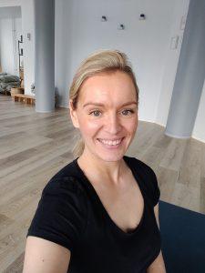 Carita Tähkä, Fysioterapia opiskelija, Fysioavain, Tampere